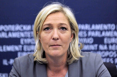 The Ministry of foreign Affairs of Ukraine sharply answered the words of Le Pen that