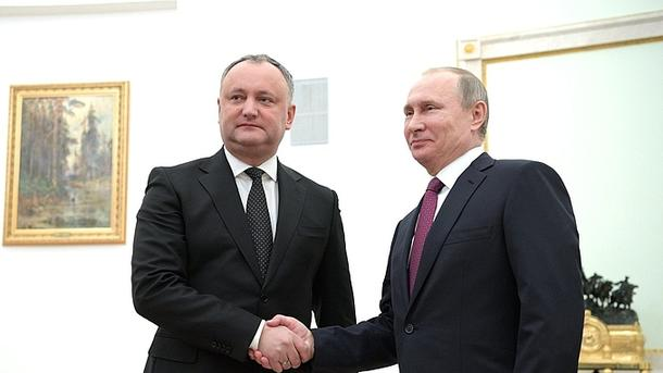 "Дружба- дружбой,а за газ заплати: Путин продает ""чемодан без ручки"" /Приднестровье/ Молдове за 6 млрд.долларов"