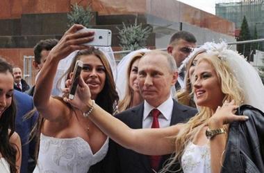Путин: Наши проститутки лучшие в мире, но вряд ли Трамп клюнул на это