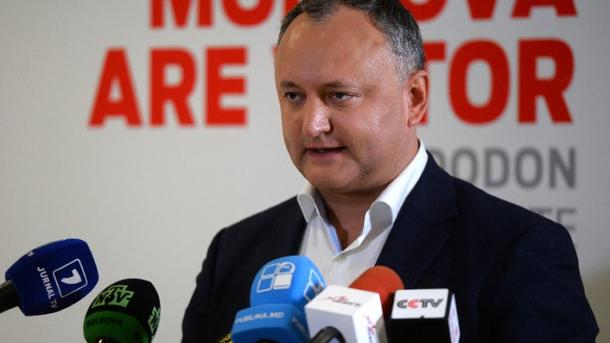 Президент Молдавии встретится вМоскве нетолько сПутиным