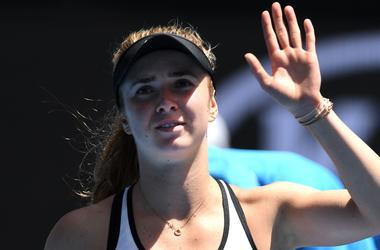 Свитолина уверенно вышла в третий раунд Australian Open