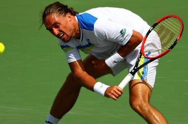 Долгополов зачехлил ракетку в парном турнире Australian Open
