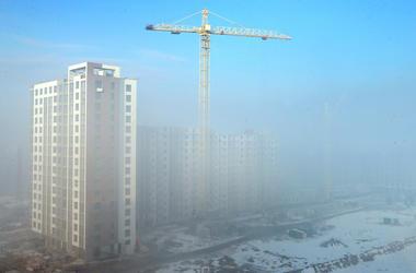 Смог в Киеве: как густой туман повлиял на жизнь столицы