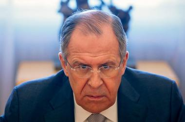 Лавров заявил, что украинцы сами виноваты в аннексии Крыма