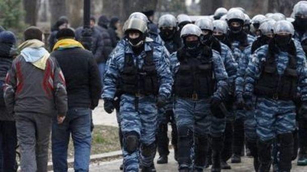 Беглые бойцы «Беркута» получили гражданство РФ