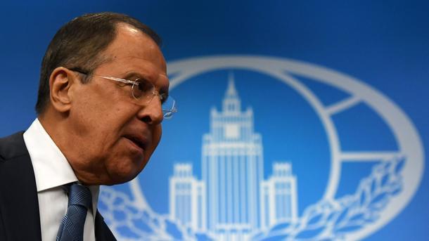 Идея размещения полицейской миссии ОБСЕ наДонбассе противоречит Минским соглашениям— Лавров
