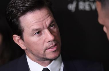 Mark Wahlberg got a candid photo of Justin Bieber