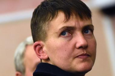 """СБУ решила заняться призывами Савченко """"обменять"""" Крым на Донбасс"""