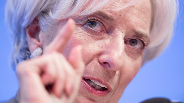 Руководитель МФВ вДавосе сообщила онеоднозначном кризисе среднего класса