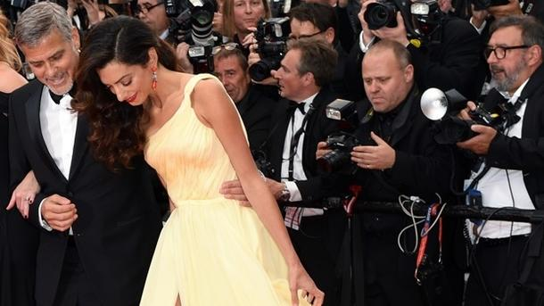 Джордж иАмаль Клуни станут родителями