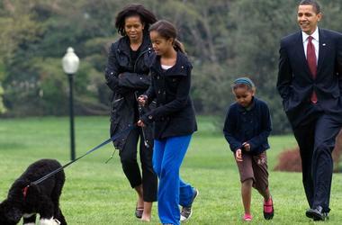 Barack et Michelle Obama deviennent les voisins d'Ivanka Trump