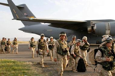 Trenéři NATO učí odessa bojovníků
