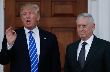 The Senate Committee approved the proposed trump candidacy of the head of the Pentagon