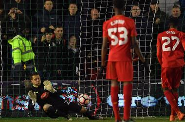 Liverpool beat Plymouth in the replay of the FA Cup