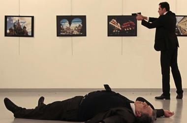 In Ankara festgenommen Organisator der Ausstellung, dem Russischen Botschafter getötet