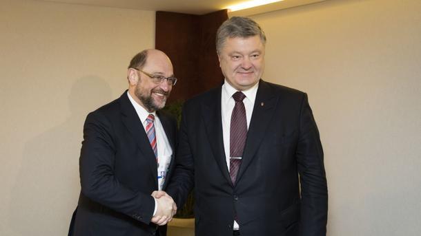 Европейская комиссия приветствовала национализацию «ПриватБанка» pr-служба Порошенко