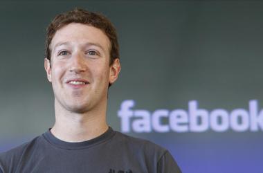 Журналисты узнали, сколько человек ведет страницу Цукерберга в Facebook
