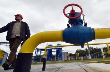 Украина активно тратит запасы газа