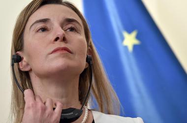 Форум в Давосе: Могерини назвала условия для отмены санкций ЕС против России