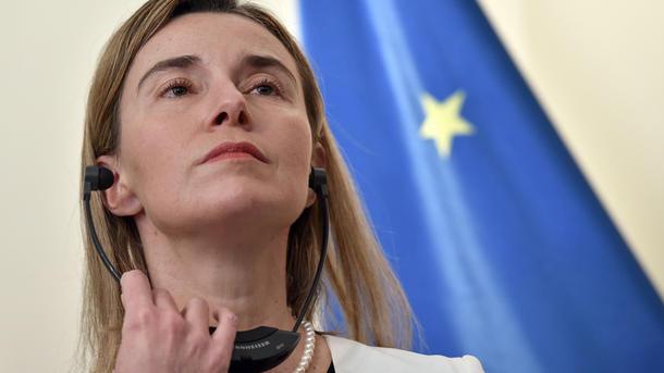 Могерини: Европейские санкции против России независят отВашингтона