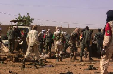 Чудовищный взрыв в Мали унес жизни 60 человек