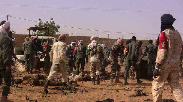 Жертвами взрыва насеверо-востоке Мали стали 37 человек
