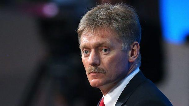 Песков: Говорить осодержании ДНР иЛНР засчет РФ некорректно
