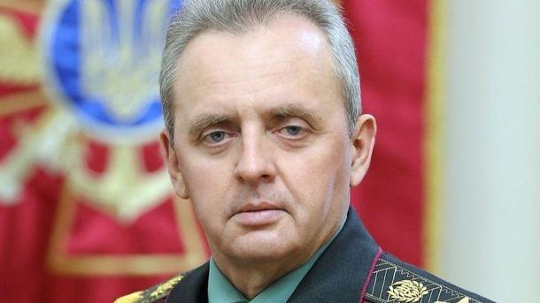 Интерпол отказал РФ вмеждународном розыске Муженко иКо