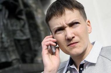Рада отложила рассмотрение вопроса Савченко