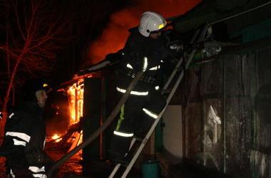 В Одессе при пожаре погиб один из владельцев дома