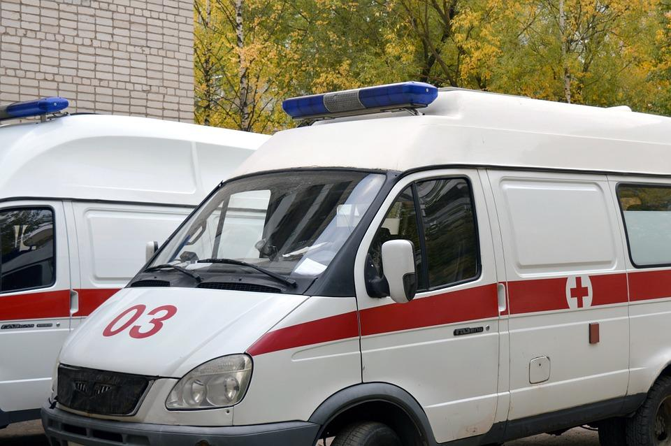 ВХарькове шофёр сбил ребенка и исчез сместа ДТП
