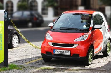 In Ukraine the number of electric vehicles for the year increased four times