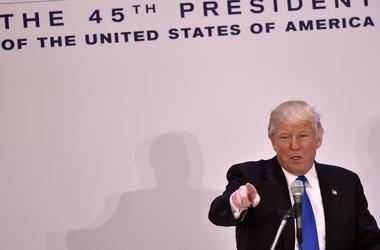 В Вашингтоне ожидают приезда на инаугурацию Трампа около миллиона человек