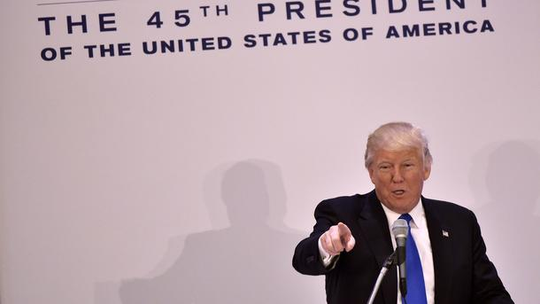 Милиция разогнала вВашингтоне противников и приверженцев Трампа