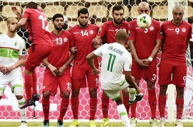 Тунис одержал первую победу на Кубке Африки