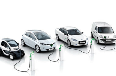 Electric cars EN masse to conquer the Ukraine