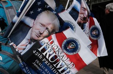 Церемонию инаугурации Трампа посетят четыре из пяти ныне живущих экс-президентов США