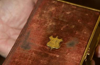 Трамп принесет присягу на Библии Авраама Линкольна