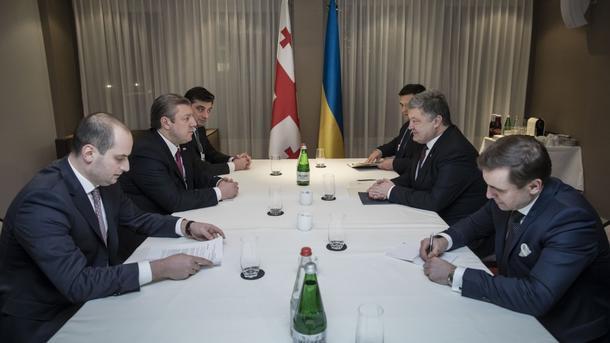 Квирикашвили ииспанский монарх обсудили развитие туризма