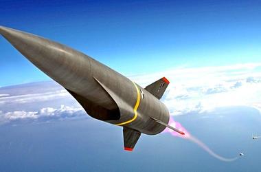 В России разрабатывают гиперзвуковое оружие