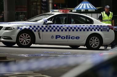 В Мельбурне автомобиль протаранил толпу