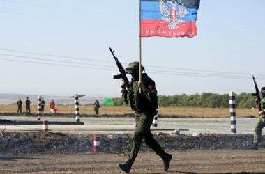 На Донбассе смолкли орудия боевиков