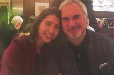 Дочь Валерия Меладзе вышла замуж за журналиста