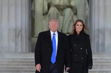 В Вашингтоне проходит концерт ко дню инаугурации Трампа