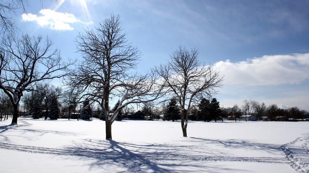 Вовторник на трассах будет гололедица, кое-где - мокрый снег