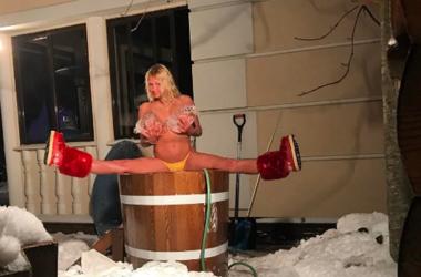 Анастасии Волочковой 41 год: ТОП самых откровенных снимков балерины