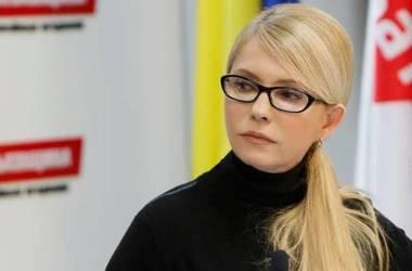"""В """"Батькивщине"""" заявляют, что Тимошенко не будет на инаугурации Трампа"""