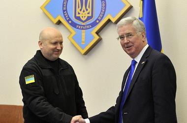 Великобритания хочет расширить сотрудничество с Украиной в сфере оборонки