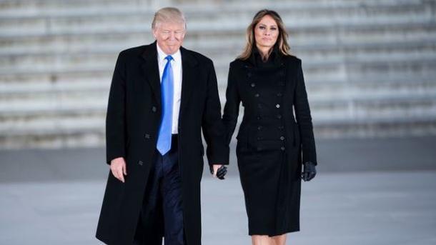 Танец Трампа с супругой: появился неожиданный комментарий
