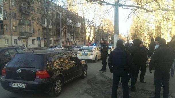 НаСегедской задержали стрелка, который открыл огонь по шоферу микроавтобуса